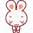new_お辞儀ウサギ