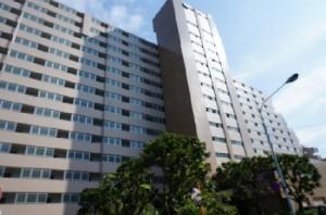月島4丁目住宅1