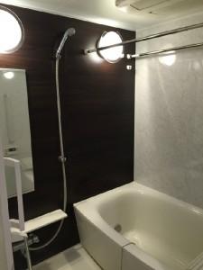 デュオ東川口8 風呂