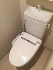 デュオ東川口9 トイレ