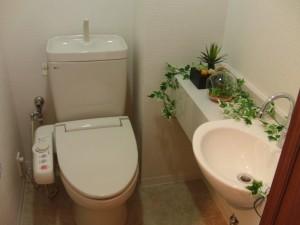 ソルシエーナ川口トイレ